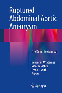 Mehta, Manish - Ruptured Abdominal Aortic Aneurysm, ebook