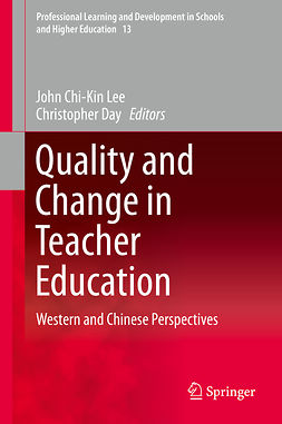 Day, Christopher - Quality and Change in Teacher Education, ebook