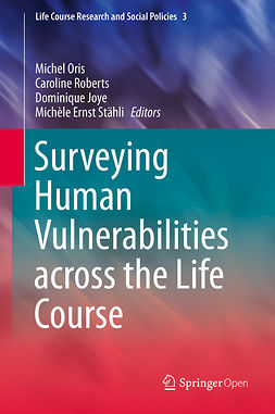 Joye, Dominique - Surveying Human Vulnerabilities across the Life Course, e-kirja
