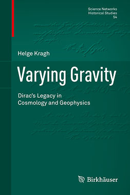 Kragh, Helge - Varying Gravity, ebook