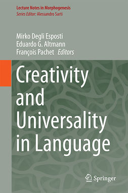 Altmann, Eduardo G. - Creativity and Universality in Language, ebook