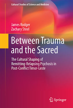 Rodger, James - Between Trauma and the Sacred, ebook