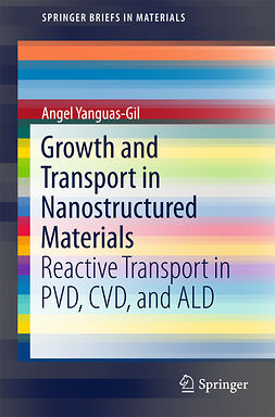 Yanguas-Gil, Angel - Growth and Transport in Nanostructured Materials, ebook