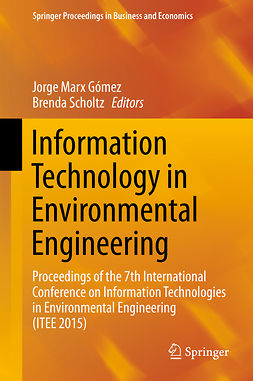 Gómez, Jorge Marx - Information Technology in Environmental Engineering, ebook