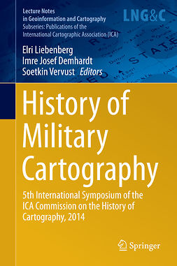 Demhardt, Imre Josef - History of Military Cartography, e-bok