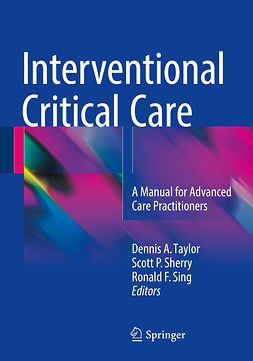 Sherry, Scott P. - Interventional Critical Care, ebook