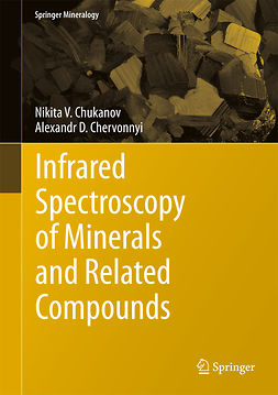 Chervonnyi, Alexandr D. - Infrared Spectroscopy of Minerals and Related Compounds, e-kirja