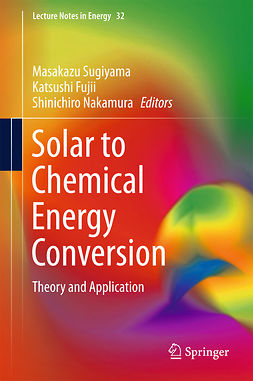 Fujii, Katsushi - Solar to Chemical Energy Conversion, ebook
