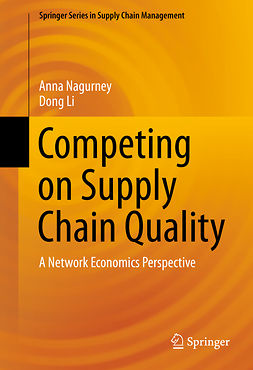 Li, Dong - Competing on Supply Chain Quality, ebook