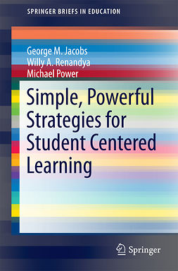 Jacobs, George Martin - Simple, Powerful Strategies for Student Centered Learning, ebook
