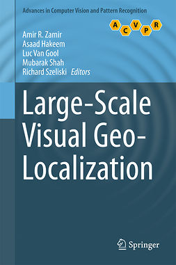 Gool, Luc Van - Large-Scale Visual Geo-Localization, e-kirja