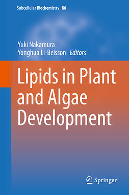 Li-Beisson, Yonghua - Lipids in Plant and Algae Development, ebook