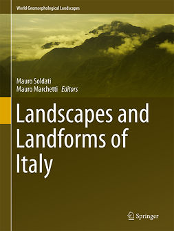 Marchetti, Mauro - Landscapes and Landforms of Italy, e-kirja