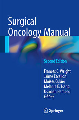 Cukier, Moises - Surgical Oncology Manual, e-bok