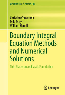 Constanda, Christian - Boundary Integral Equation Methods and Numerical Solutions, e-bok