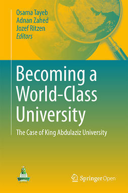 Ritzen, Jozef - Becoming a World-Class University, e-kirja