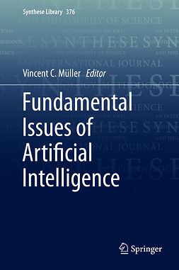 Müller, Vincent C. - Fundamental Issues of Artificial Intelligence, e-kirja