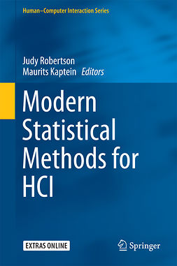 Kaptein, Maurits - Modern Statistical Methods for HCI, ebook