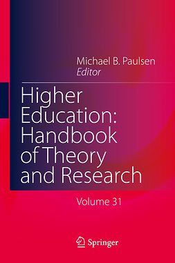 Paulsen, Michael B. - Higher Education: Handbook of Theory and Research, ebook