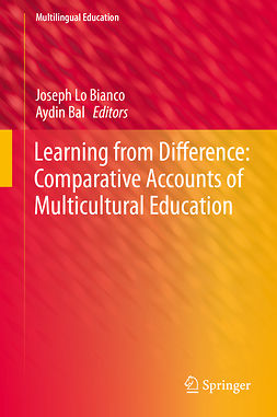 Bal, Aydin - Learning from Difference: Comparative Accounts of Multicultural Education, e-bok