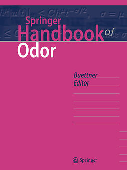 Buettner, Andrea - Springer Handbook of Odor, ebook
