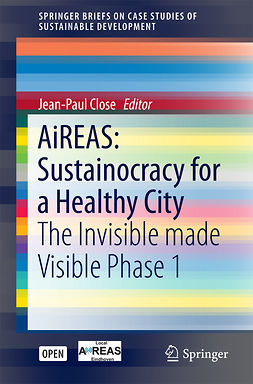 Close, Jean-Paul - AiREAS: Sustainocracy for a Healthy City, e-kirja