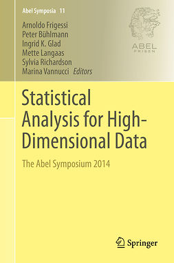 Bühlmann, Peter - Statistical Analysis for High-Dimensional Data, ebook