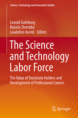 Auriol, Laudeline - The Science and Technology Labor Force, e-kirja