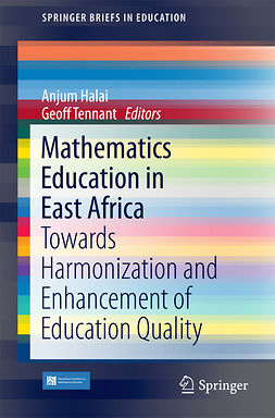 Halai, Anjum - Mathematics Education in East Africa, ebook