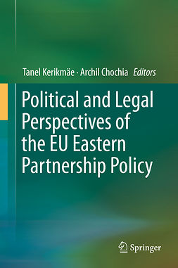 Chochia, Archil - Political and Legal Perspectives of the EU Eastern Partnership Policy, e-bok