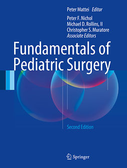 II, Michael D. Rollins, - Fundamentals of Pediatric Surgery, e-bok