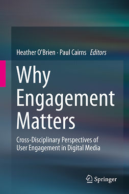 Cairns, Paul - Why Engagement Matters, ebook