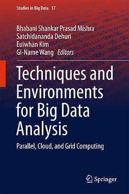 Dehuri, Satchidananda - Techniques and Environments for Big Data Analysis, e-kirja