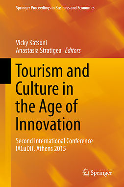 Katsoni, Vicky - Tourism and Culture in the Age of Innovation, ebook