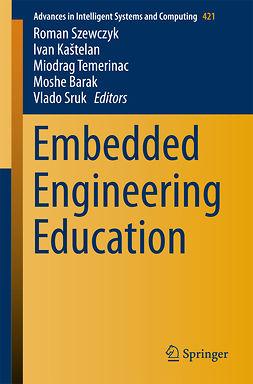 Barak, Moshe - Embedded Engineering Education, ebook