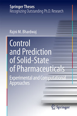 Bhardwaj, Rajni Miglani - Control and Prediction of Solid-State of Pharmaceuticals, e-kirja