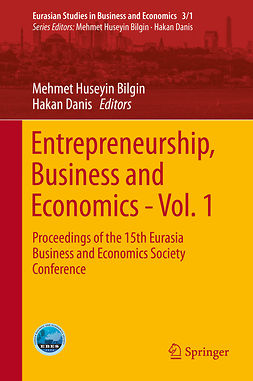 Bilgin, Mehmet Huseyin - Entrepreneurship, Business and Economics - Vol. 1, e-bok