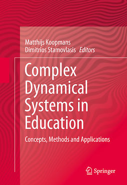 Koopmans, Matthijs - Complex Dynamical Systems in Education, e-bok