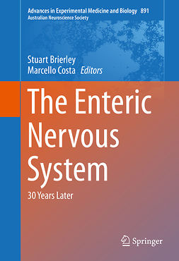 Brierley, Stuart - The Enteric Nervous System, ebook