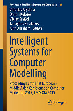 Abraham, Ajith - Intelligent Systems for Computer Modelling, ebook