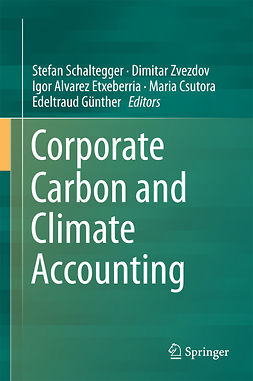 Csutora, Maria - Corporate Carbon and Climate Accounting, ebook
