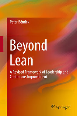 Béndek, Peter - Beyond Lean, ebook