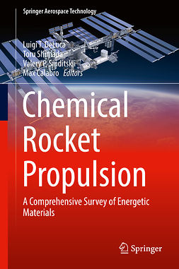 Calabro, Max - Chemical Rocket Propulsion, e-kirja
