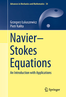 Kalita, Piotr - Navier–Stokes Equations, ebook