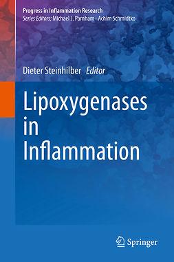 Steinhilber, Dieter - Lipoxygenases in Inflammation, ebook