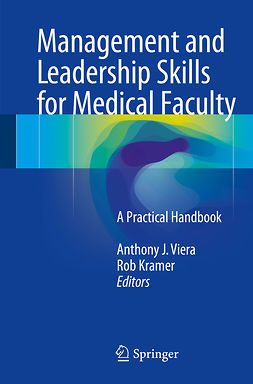 Kramer, Rob - Management and Leadership Skills for Medical Faculty, ebook