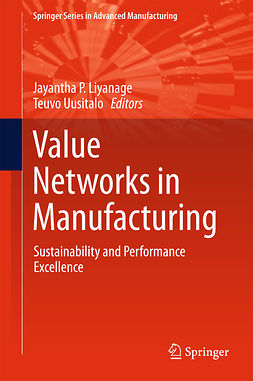 Liyanage, Jayantha P - Value Networks in Manufacturing, ebook