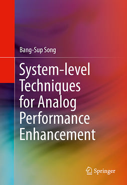 Song, Bang-Sup - System-level Techniques for Analog Performance Enhancement, ebook