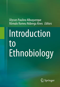 Albuquerque, Ulysses Paulino - Introduction to Ethnobiology, e-kirja