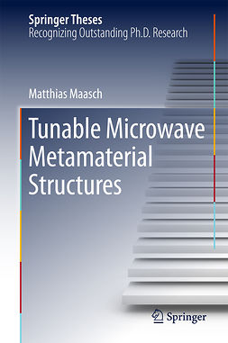 Maasch, Matthias - Tunable Microwave Metamaterial Structures, ebook